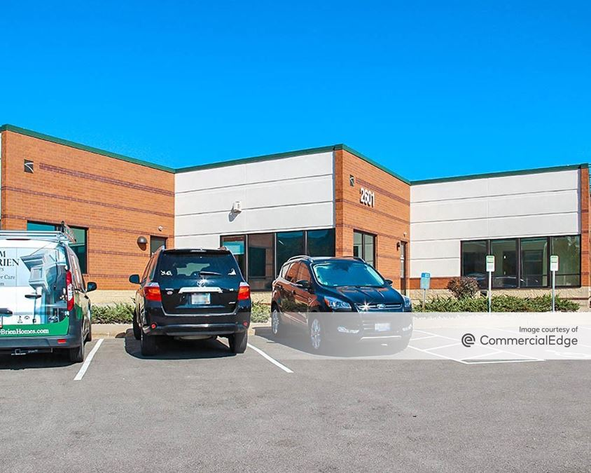 High Crossing Office Park - 2601 Crossroads Drive