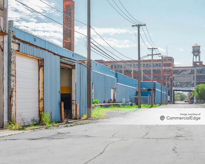 1601 Clay Street
