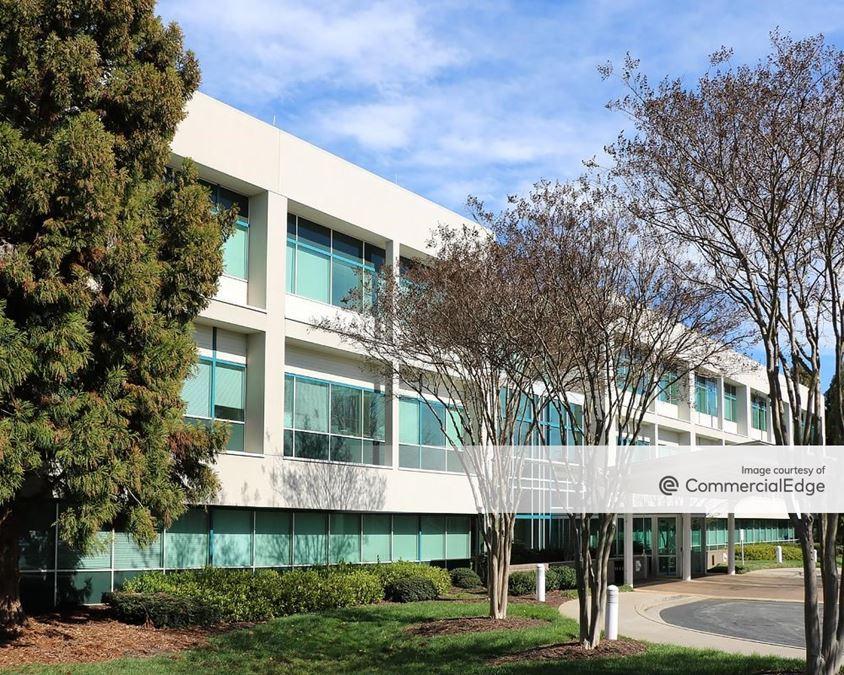 Gwinnett 500 Building