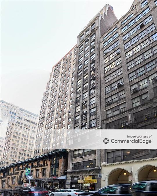 Shampan Eighth Avenue Building