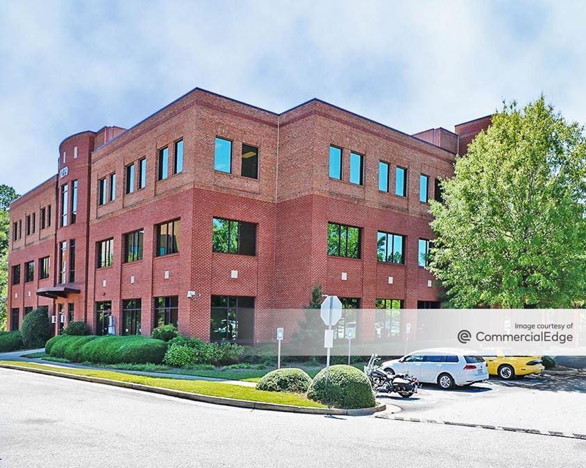 Piedmont Fayette Hospital Campus - Building 1279 West