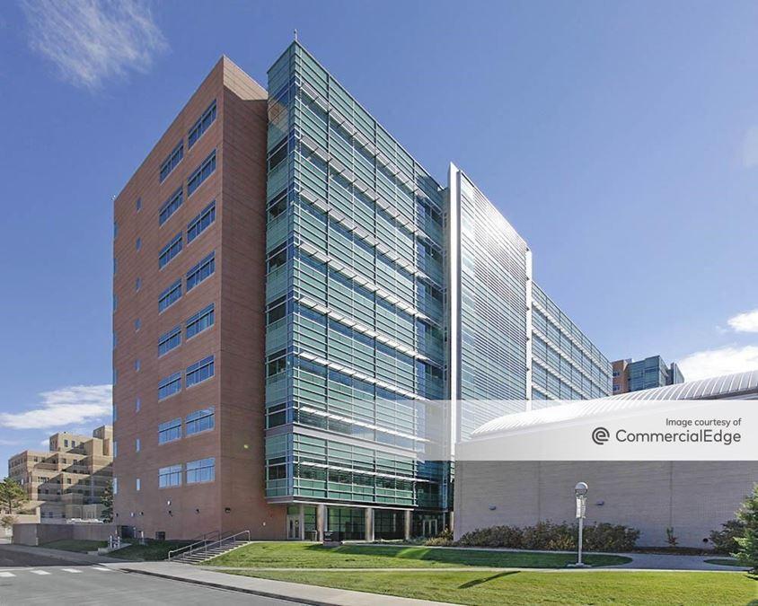 University of Colorado Anschutz Medical Campus - Research 1 North