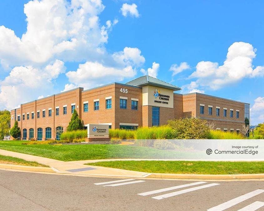 Nationwide Children's Hospital - Westerville Surgery Center