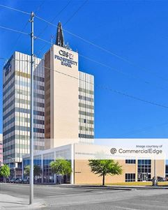 The CBS 7/Prosperity Bank Tower - Odessa