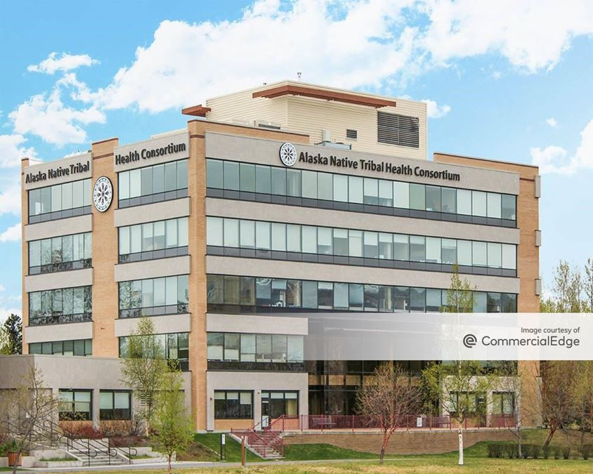 Alaska Native Health Campus - Consortium Office Building