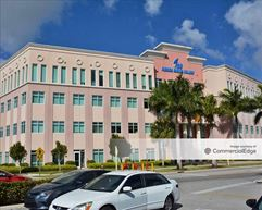 One Seventeen Professional Arts Center - 11731 Mills Drive - Miami