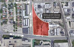 3.7 Acre Development Opportunity-9350 West Grand Avenue & 9362 Chestnut  Avenue, Franklin Park - Franklin Park