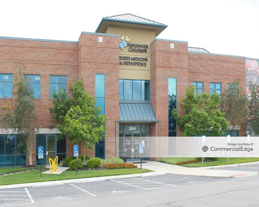 Nationwide Children's Close To Home Center & Sports Medicine and Orthopedics Center