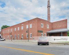 Johnson Creamery Building - Bloomington