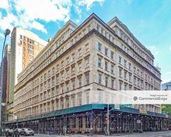 The Sun Building - New York