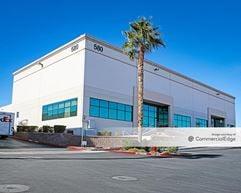 Cheyenne Commerce Center - Buildings C & D - North Las Vegas