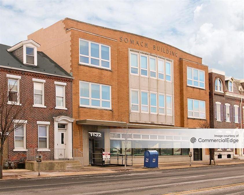 1132-1136 West Hamilton Street