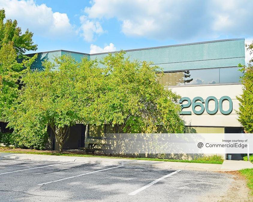 Cascade Office Park - 2600 Horizon Drive SE