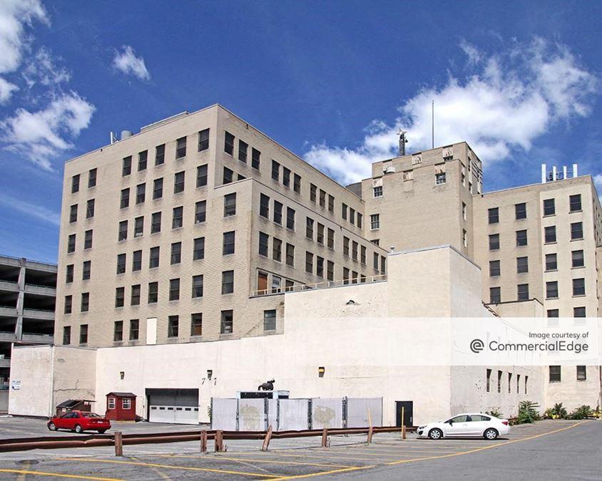The Syracuse Building