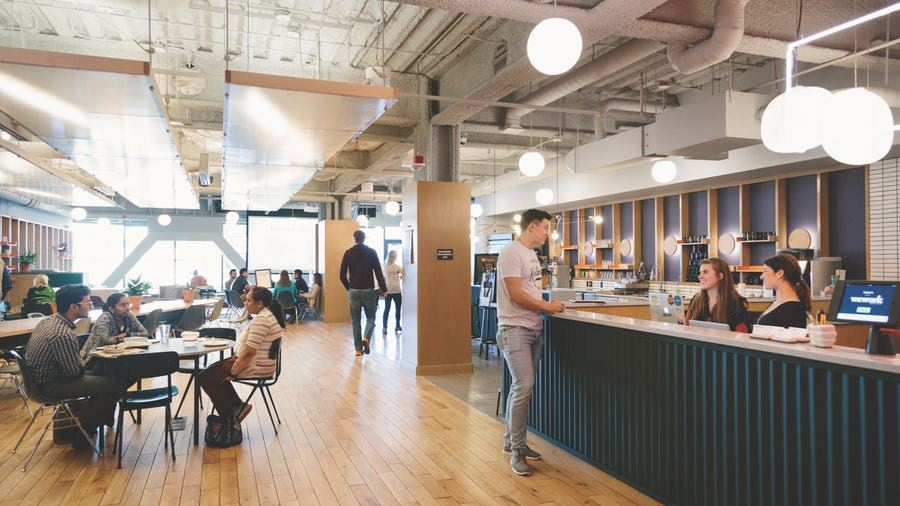 WeWork | Lincoln Square