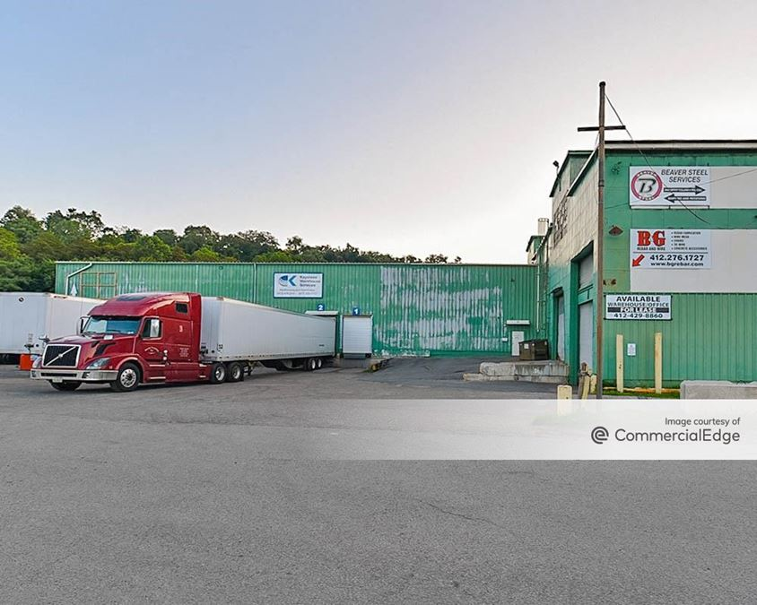 Rosslyn Farms Industrial Park and Office Complex