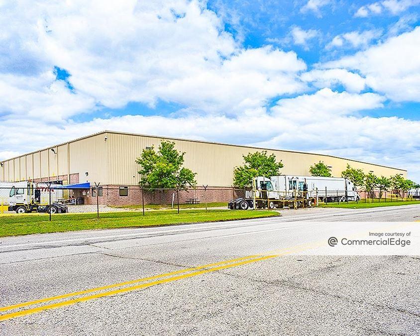 General Motors Ypsilanti # 87 Processing Center