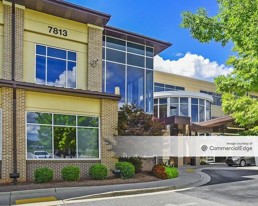 Spivey Station - ASC Building & Physicians Center