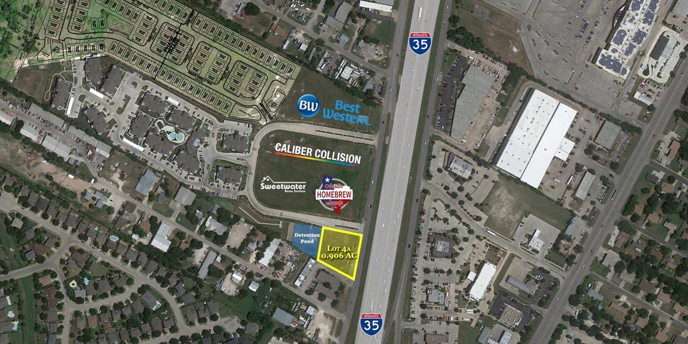 Wells Branch Center - Lot 4A