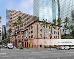 Pacific Guardian Center - Dillingham Transportation Building - Honolulu