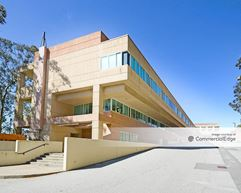 UCSF at Parnassus Heights - Koret Vision Research Laboratory - San Francisco