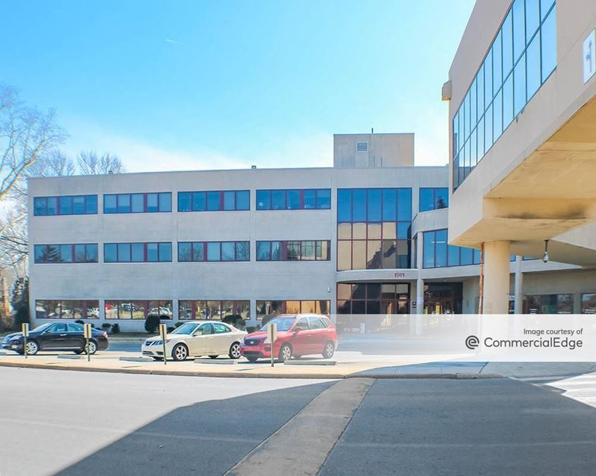 Mercy Fitzgerald Hospital - Medical Office Building