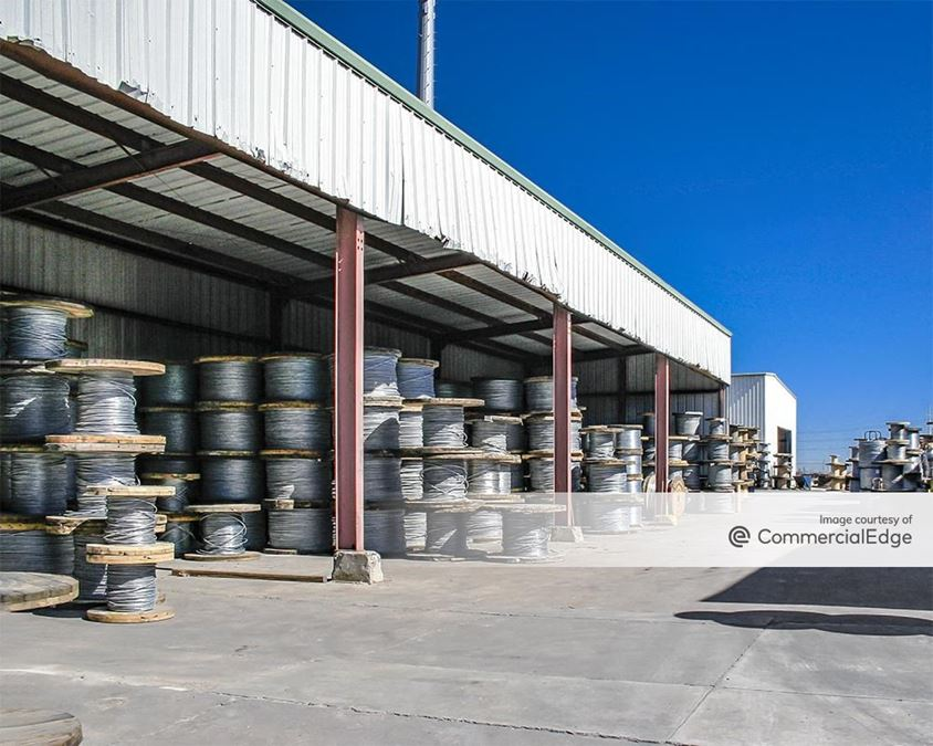 Greens Port Industrial Park - 1755 Federal Road