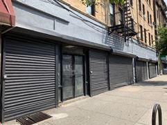 ONLY 1 Storefront LEFT! PRIME Crown Heights RETAIL! - Brooklyn