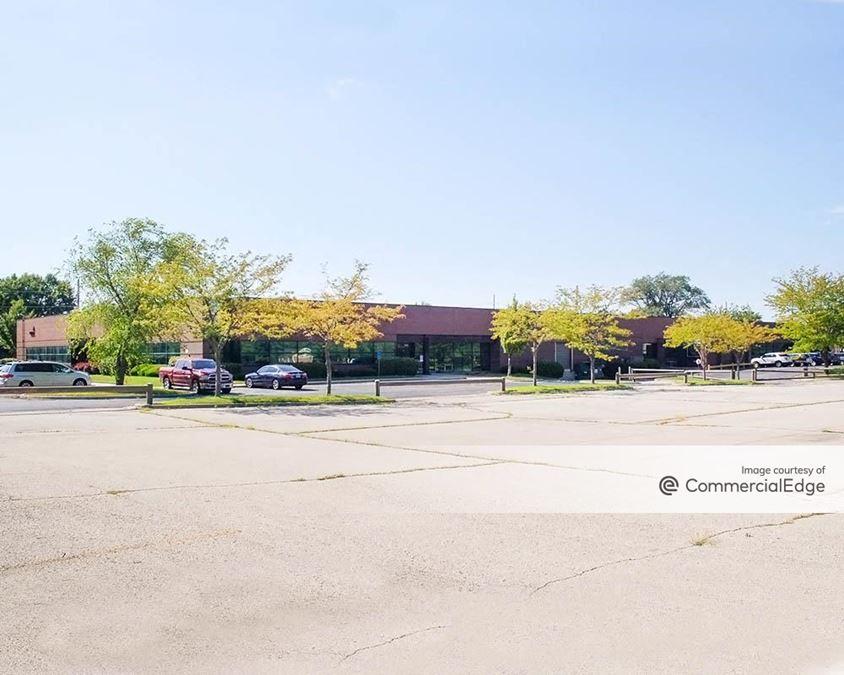 Pine Ridge Business Park - 7905 Quivira Road