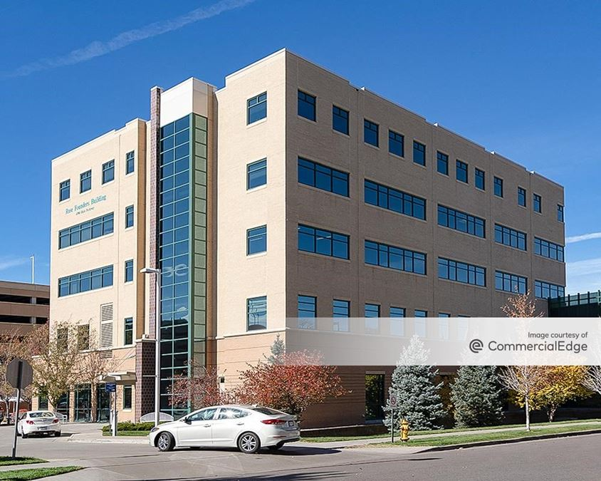Rose Medical Center - Founders Building