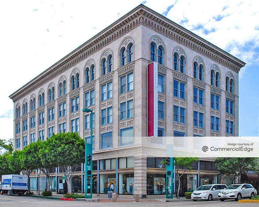 Chapman Building