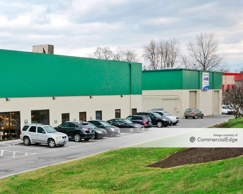 Laurel Business Center - 8610 Cherry Lane