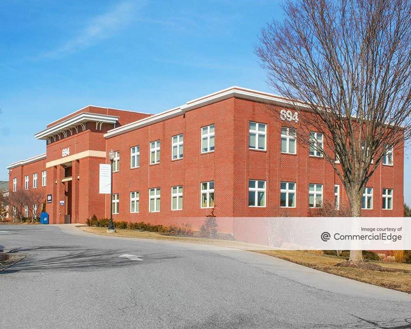 Women & Babies Hospital - Medical Office Building