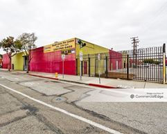 Barron Industrial Center - 1700 East 58th Place - Los Angeles
