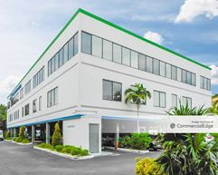 International City Building - North Miami Beach