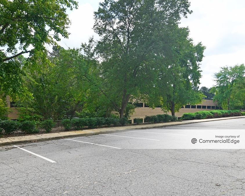 Research Triangle Park Campus - 200 & 300 Park Offices Drive