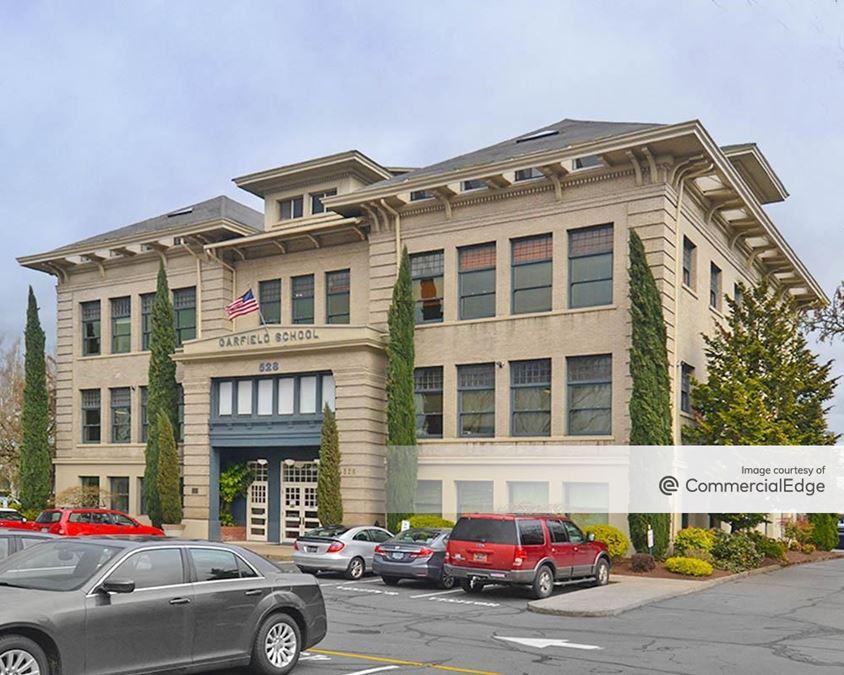 Old Garfield School Building