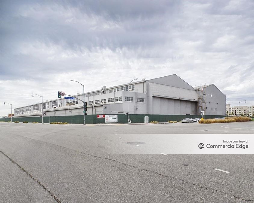 Hercules Campus at Playa Vista - Spruce Goose Hangar
