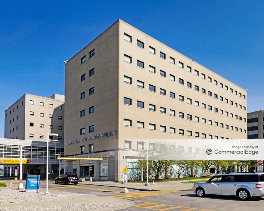 Beaumont Hospital Royal Oak - Medical Building