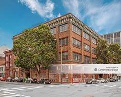 726 & 730 Polk Street - San Francisco