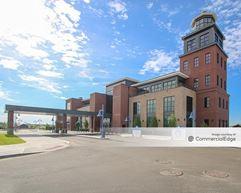 Steelpointe Harbor - DockMasters Building - Bridgeport