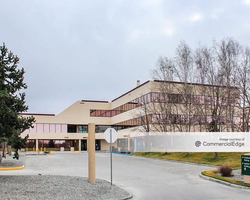 Alaska Regional Hospital Campus - Alaska Medical Plaza