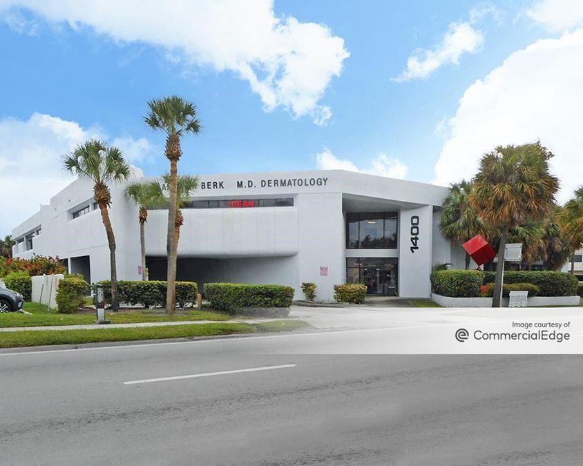 1400 NE Miami Gardens Drive