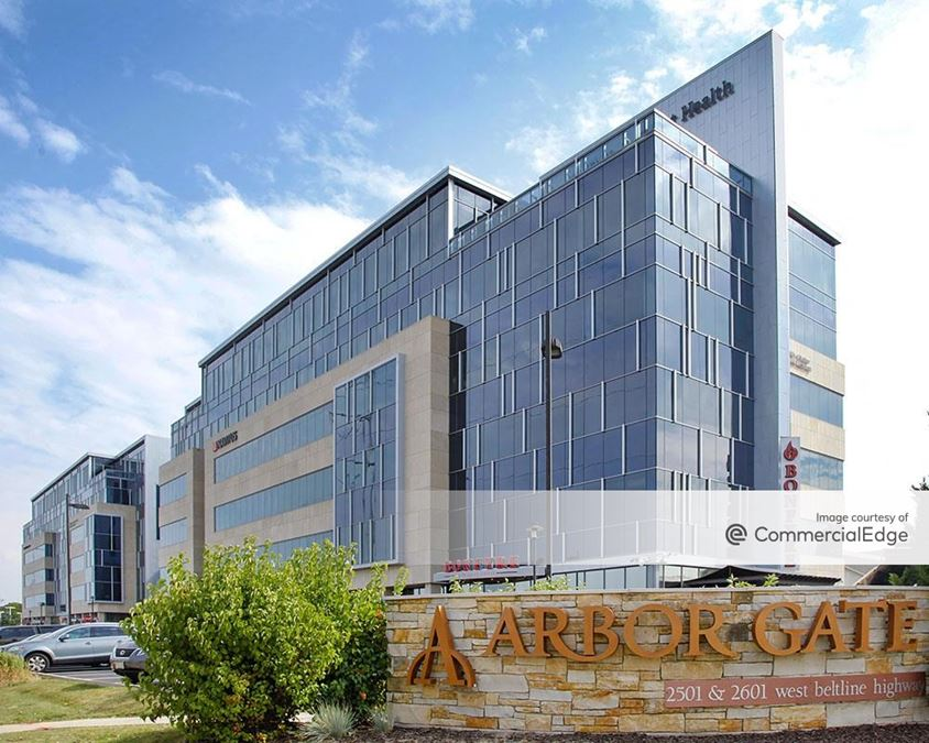 Arbor Gate Development - 2601 West Beltline Hwy
