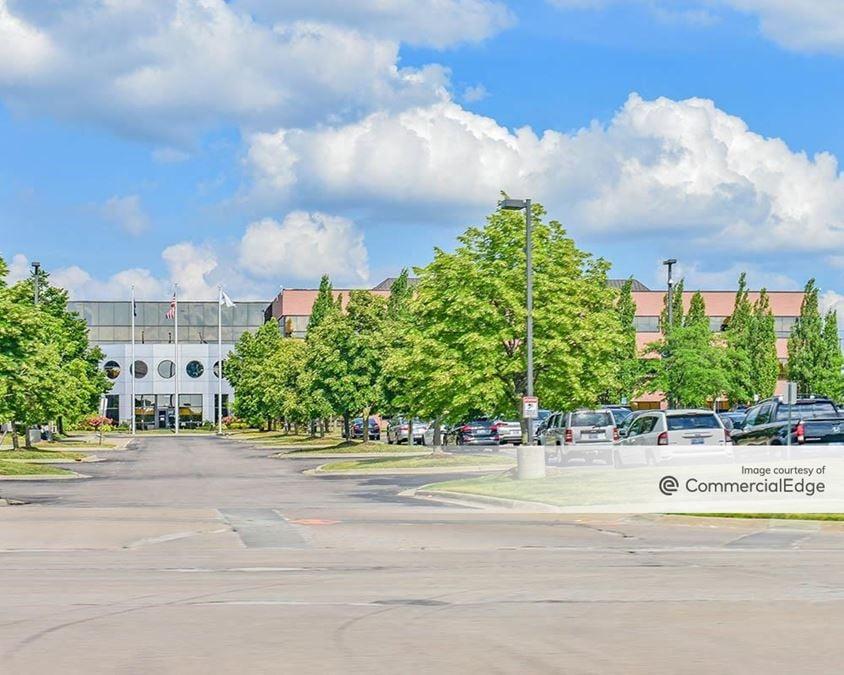 Aisin World Corporation of America Headquarters