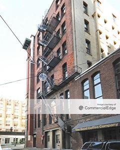 The Colman Building - Seattle