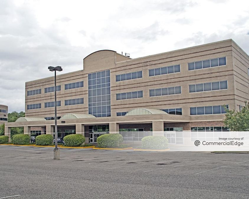 Mobile Infirmary Medical Center - 1720 Spring Hill Avenue