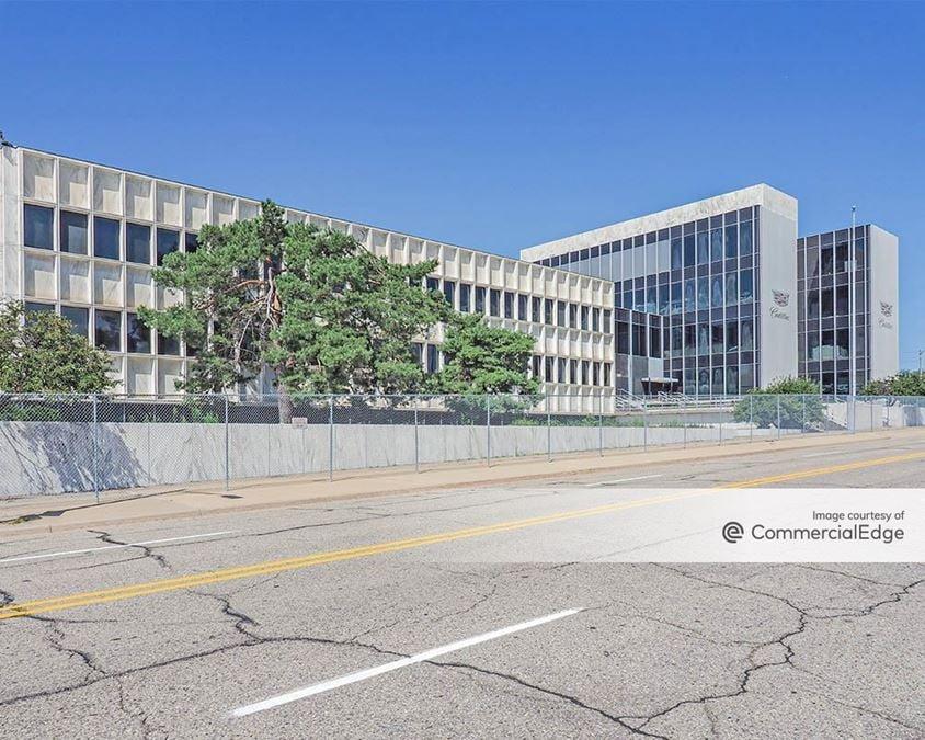General Motors Lansing Grand River Assembly/Stamping