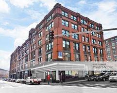 109–129 Kingston Street - Boston