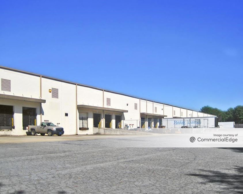 Nancy Hanks Distribution Center